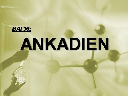 Lý thuyết Ankadien